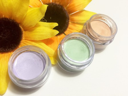 NYX Colour Correcting Concealers