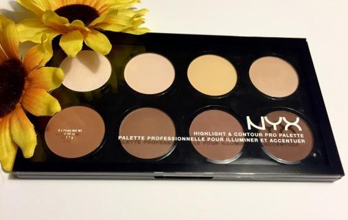 NYX Pro Palette