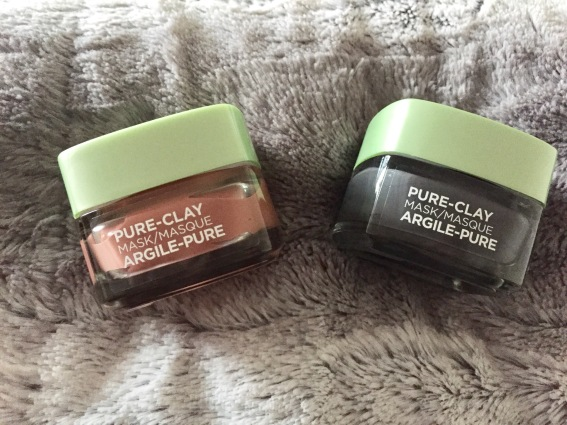 loreal-pure-clay-masks
