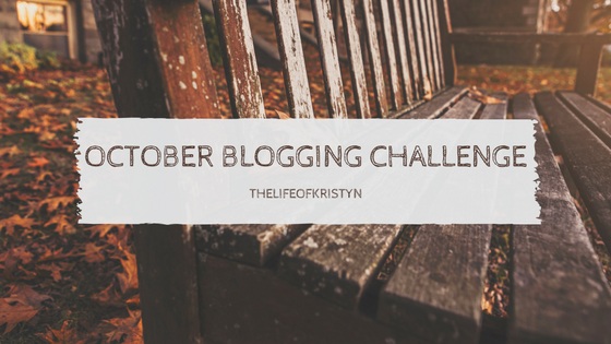 october-blogging-challenge