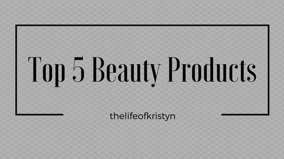top-5-beauty-products
