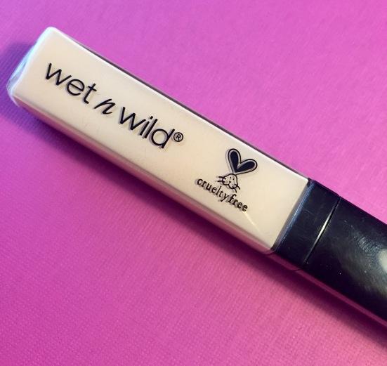 Wet n Wild concealer close up