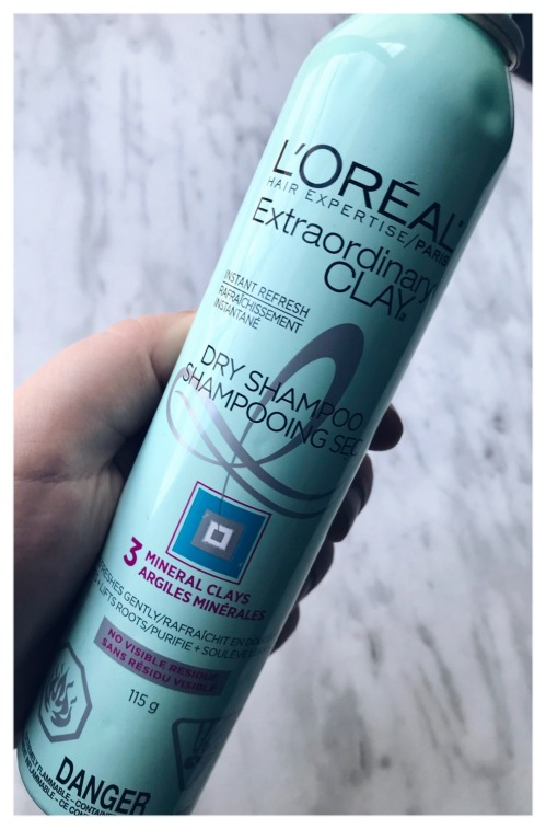 L'Oreal Extraordinary Clay Dry Shampoo.JPG