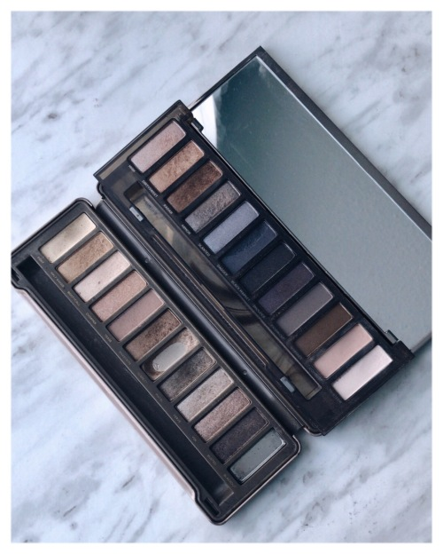 Urban Decay Naked 2 & Naked Smokey Palette