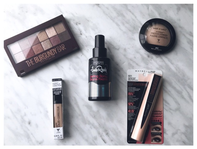 New Products Flatlay