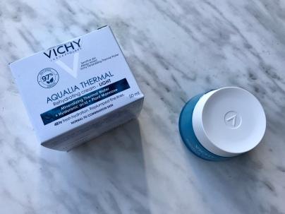 VIchy Cream Box
